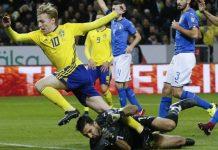 สวีเดน 1-0 อิตาลี