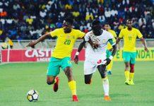 แอฟริกาใต้ 0-2 เซเนกัล