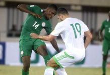 แอลจีเรีย 1-1 ไนจีเรีย