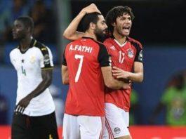 กานา 1-1 อียิปต์