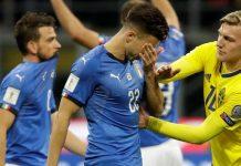 อิตาลี 0-0 สวีเดน