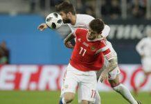 รัสเซีย 3-3 สเปน
