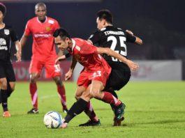 ไทยฮอนด้า 2-2 สุพรรณบุรี เอฟซี