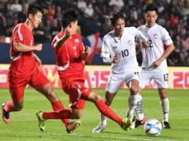 ทีมชาติไทย 0-1 เกาหลีเหนือ