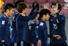 ญี่ปุ่น 3-1 เกาหลีเหนือ