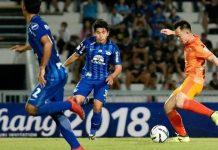 ชลบุรี เอฟซี 2-2(4-5) สุโขทัย เอฟซี