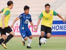 ชลบุรี เอฟซี 2-1 ราชนาวี เอฟซี