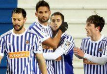 เรอัล โซเซียดาด 5-0 ลา คอรุนญา
