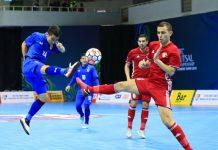ทีมชาติไทย 5-1 จอร์แดน