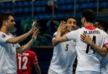 อิหร่าน 14-0 เมียนมา