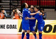 ทีมชาติไทย 8-1 คีร์กีซสถาน