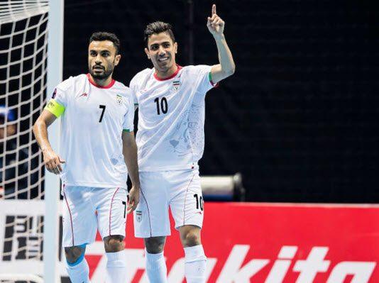 อิหร่าน 7-1 อุซเบกิสถาน