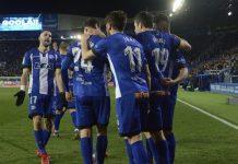 อลาเบส 1-0 เดปอร์ติโบ ลา คอรุนญ่า