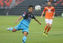 ราชบุรี มิตรผล 1-0 แอร์ฟอร์ซ เซ็นทรัล