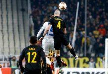 ดินาโม เคียฟ 0-0 เออีเค เอเธนส์