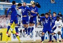 ซูวอน ซัมซุง บลูวิงส์ 1-1 เซี่ยงไฮ้ เสิ่นหัว