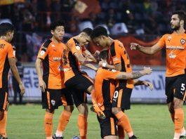 เชียงราย ยูไนเต็ด 2-0 ราชบุรี มิตรผล