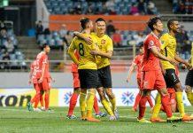 เจจู ยูไนเต็ด 0-2 กว่างโจว เอเวอร์แกรนด์