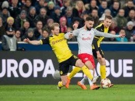 ซัลซ์บวร์ก 0-0 โบรุสเซีย ดอร์ทมุนด์