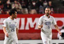 คาชิมา อันท์เลอร์ส 0-1 ซูวอน ซัมซุง บลูวิงส์