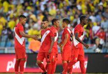 สวีเดน 0-0 เปรู