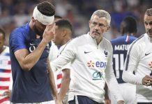 ฝรั่งเศส 1-1 สหรัฐอเมริกา