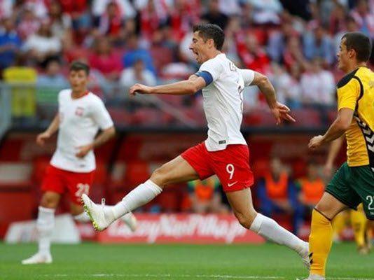 โปแลนด์ 4-0 ลิธัวเนีย