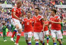 รัสเซีย 5-0 ซาอุดิอาระเบีย