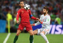 โปรตุเกส 3-3 สเปน