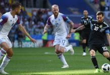 อาร์เจนติน่า 1-1 ไอซ์แลนด์