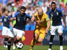 ฝรั่งเศส 2-1 ออสเตรเลีย