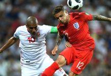 ตูนีเซีย 1-2 อังกฤษ