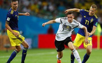เยอรมนี 2-1 สวีเดน