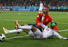สเปน 2-2 โมร็อกโก