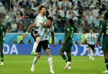 ไนจีเรีย 1-2 อาร์เจนตินา