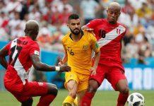 ออสเตรเลีย 0-2 เปรู