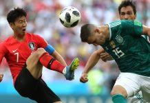 เกาหลีใต้ 2-0 เยอรมนี