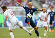 ญี่ปุ่น 0-1 โปแลนด์