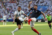ฝรั่งเศส 4-3 อาร์เจนติน่า