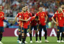 สเปน 1-1 รัสเซีย