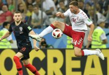 โครเอเชีย 1-1 (3-2) เดนมาร์ก