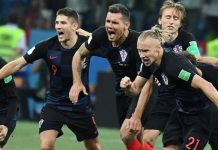 รัสเซีย 2-2 โครเอเชีย