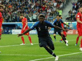 ฝรั่งเศส 1-0 เบลเยี่ยม