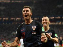 โครเอเชีย 2-1 อังกฤษ