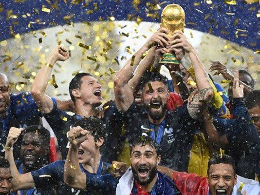 รวมการทำประตูในฟุตบอลโลก 2018