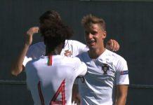 นอร์เวย์ 1-3 โปรตุเกส U19