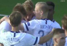 ฟินแลนด์ 2-3 นอร์เวย์ U19