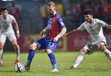 การท่าเรือ เอฟซี 5-0 ชลบุรี เอฟซี
