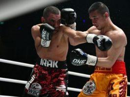 (บันทึกการแข่งขันชกมวยสากลชิงแชมป์สภามวยโลก WBC รุ่นซูเปอร์ฟลายเวท) ศรีสะเกษ นครหลวงโปรโมชั่น(ส.รุ่งวิสัย) พบ อิราน ดิอาช : พิกัด 115 ปอนด์