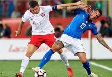 โปแลนด์ 0-1 อิตาลี